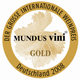 Rating Mundus Vini Goldmedaille