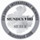 Rating Mundus Vini Silbermedaille