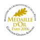 Rating Paris Goldmedaille
