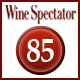 Rating Wine Spectator 85 Punkte