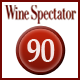 Rating Wine Spectator 90 Punkte