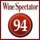 Rating Wine Spectator 94 Punkte