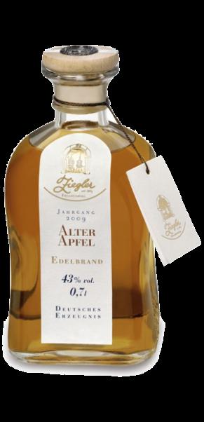 Ziegler, Alter Apfel Edelbrand 43% | 0,70 l