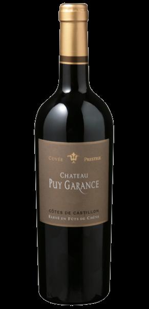 Château Puy Garance Cuvée Prestige, AC Côtes de Bordeaux - Castillon