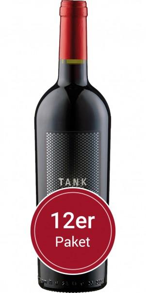 Sparpaket: 12 Flaschen Camivini, TANK 32 Primitivo Appassimento, IGP Sicilia,
