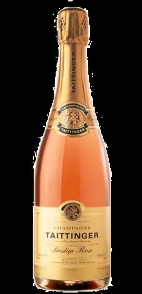 Champagner Taittinger Prestige Rose Brut, AC Champagne