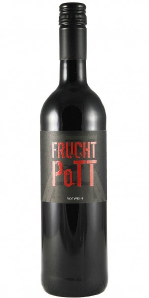 FRUCHT PoTT, Rotwein, QbA Rheinhessen