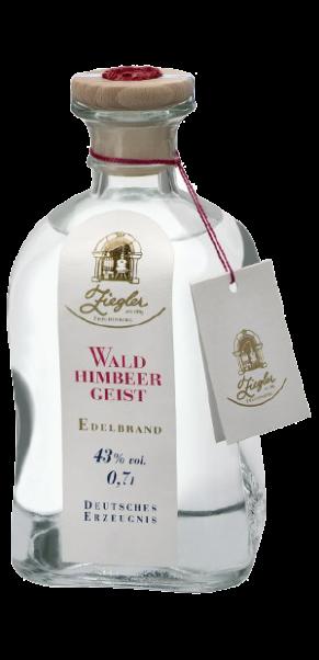 Ziegler, Waldhimbeergeist 43% | 0,70 l