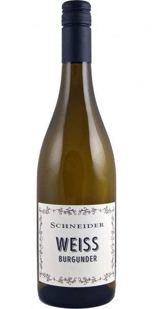Weingut Markus Schneider, Weissburgunder QbA, Pfalz