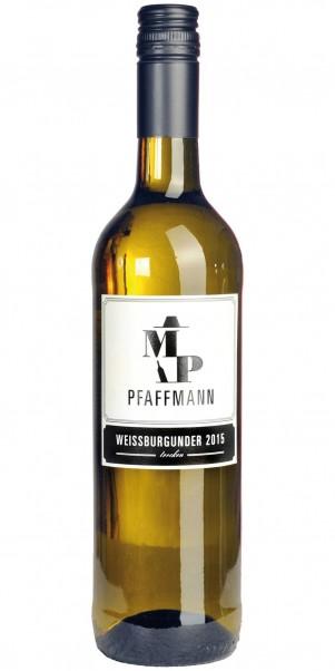 Karl Pfaffmann, Pfaffmann MP Weissburgunder, QbA Pfalz