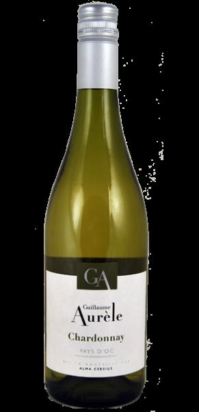 Guillaume Aurele, Chardonnay, Vin de Pays d´Oc