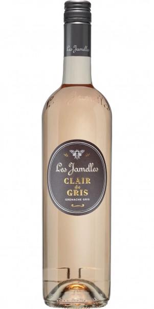 Les Jamelles, CLAIR de GRIS, Vin de Pays d´Oc