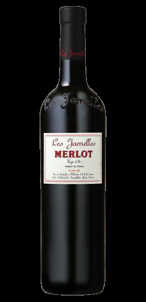 Les Jamelles, Merlot, Vin de Pays d´Oc