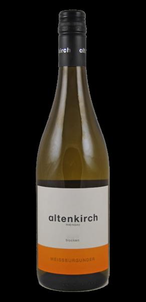 Weingut Altenkirch, Lorcher Weißburgunder, QbA Rheingau