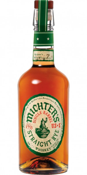 Michter's Distillery, Michter's US*1 Single Barrel Rye Whiskey 42,5 %