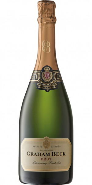 Graham Beck Estate, Cap Classique Brut, Western Cape