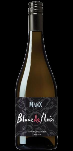Manz, Spätburgunder Blanc de Noir, QbA Rheinhessen