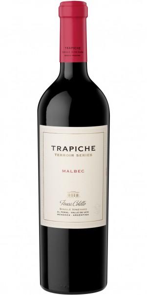 2017er Bodegas Trapiche, TRAPICHE TERROIR SERIES Single Vineyard Malbec Finca Coletto, Mendoza
