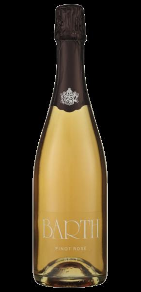 Wein-& Sektgut Barth, Pinot Rosé brut, Rheingausekt b.A.
