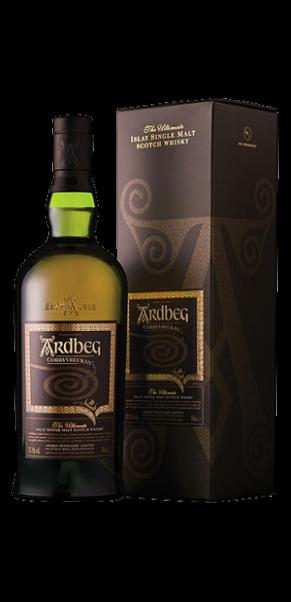 Ardbeg, Corryvreckan, Islay Malt Whisky, 57,1%