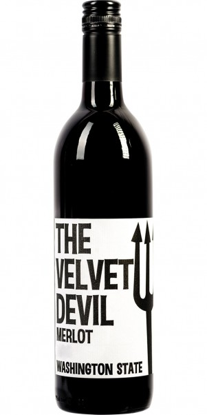 Charles Smith, The Velvet Devil Merlot, Washington