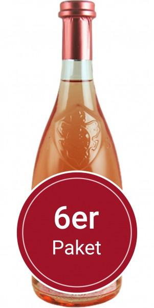 Sparpaket: 6 Flaschen Cà dei Frati, Rosa dei Frati, DOC Riviera del Garda Bresciano (Lombardei)