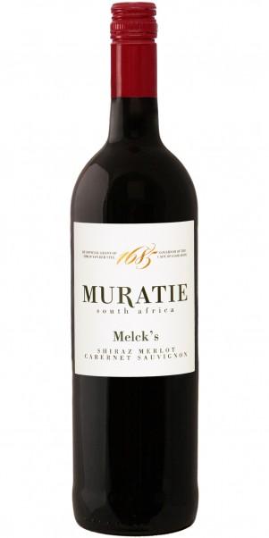 Muratie Estate, Melck's Blended Red, Stellenbosch