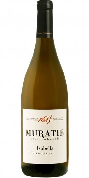 Muratie Estate, Chardonnay Isabella, Stellenbosch