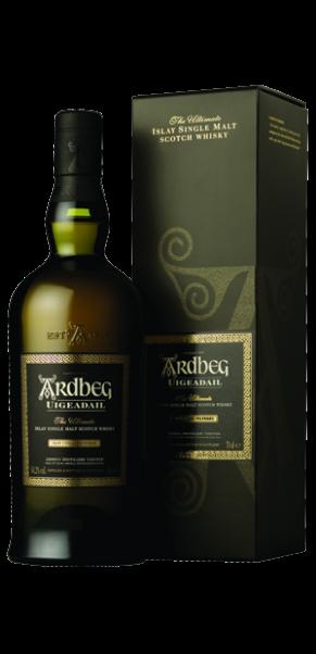 Ardbeg, Uigeadail, Islay Malt Whisky, 54,2%