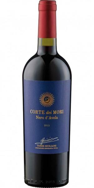 Corte Dei Mori, Terre Siciliane Nero d'Avola 'Etichetta Blu', IGP Sicilia, IGP Sicilia