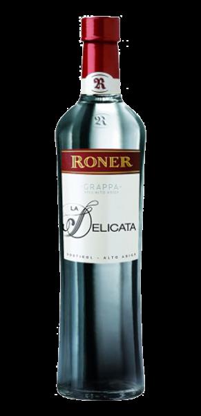 Edeldistillerie Roner, RONER Grappa La Delicata 40%