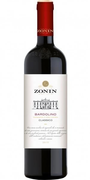 Zonin, Bardolino Classico, DOC Veneto (Bardolino)