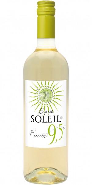 ESPRIT SOLEIL Fruité, Colombard 9,5% (Blanc de Blanc), VDF Südwestfrankreich