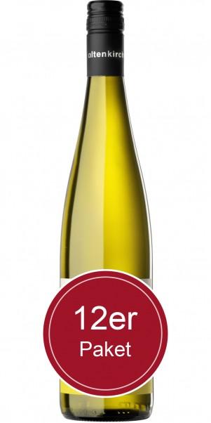 Sparpaket: 12 Flaschen Weingut Altenkirch, Cuvee BOOGIE, QbA Rheingau