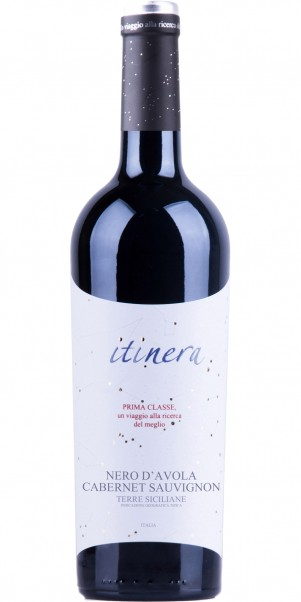 Itinera, Nero d´Avola Cabernet Sauvignon Prima Classe, IGT Terre Siciliane
