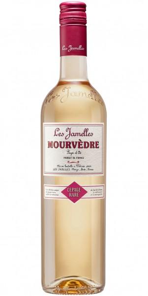 Les Jamelles, Cepage Rare, Mourvedre ROSE, Vin de Pays d´Oc