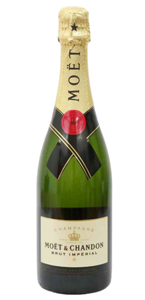 Champagner Moét & Chandon Brut Imperial, 0,75-l-Fl.