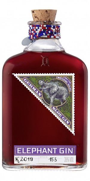 Elephant Gin, Elephant German Sloe Gin