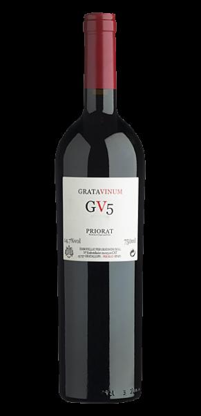 Gratavinum, Gratavinum GV5, DO Priorat