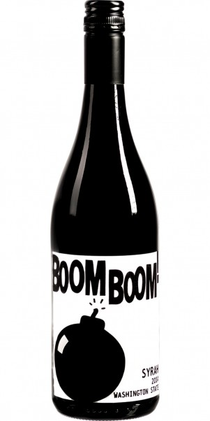 Charles Smith, Boom Boom ! Syrah, Washington