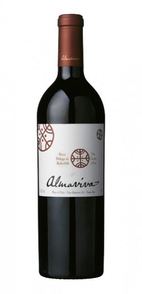 2013er Almaviva, Concha Y Toro + Mouton Rothschild