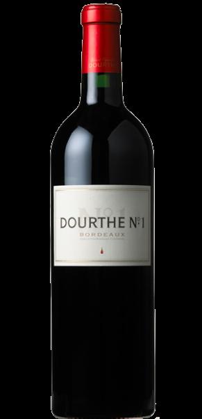 Dourthe Numero 1 Rouge, AC Bordeaux