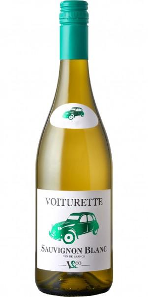 Voiturette, Sauvignon Blanc, VDT
