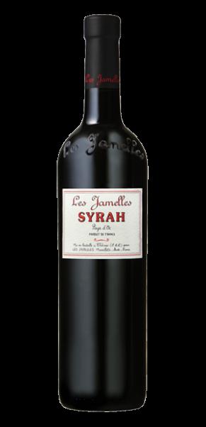 Les Jamelles, Syrah, Vin de Pays d´Oc