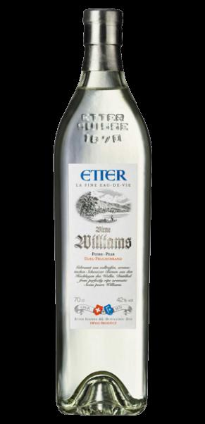 Brennerei Etter, Williams Birne, Edel - Fruchtbrand