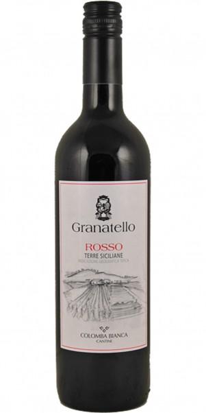 Granatello Rosso, IGP Sicilia