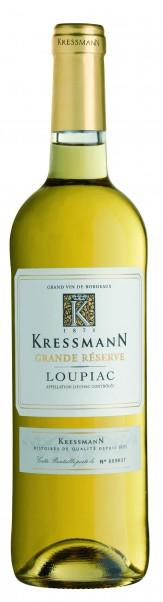Kressmann, Grande Reserve Loupiac Blanc, AC Loupiac