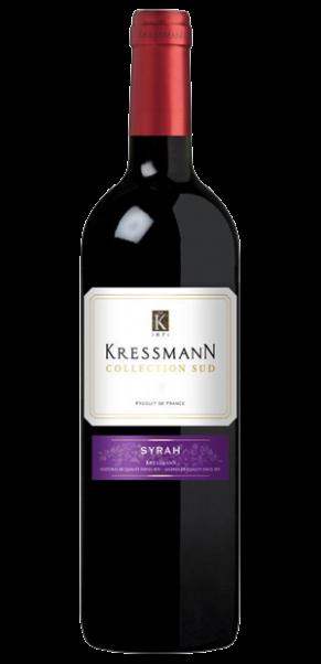 Kressmann Collection Sud Syrah, Vin de Pays d'Oc