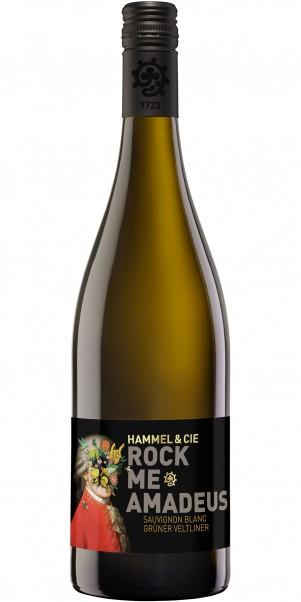 Weingut Hammel & Cie, Rock me Amadeus Sauvignon + Grüner Veltliner, QbA Pfalz