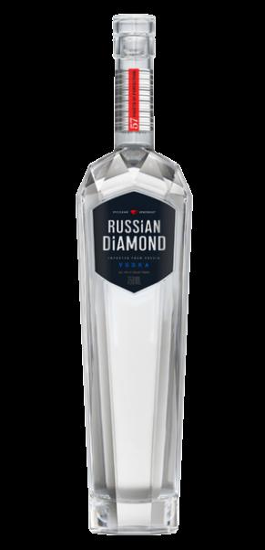 Russian Diamond, Original Russischer Premium Vodka 40% - 0,70 l